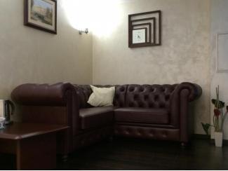 Угловой диван Честер - Мебельная фабрика «New Look», г. Санкт-Петербург