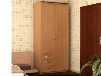 Шкаф 2-х дверный универсальный - Мебельная фабрика «Лига Плюс»