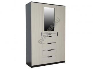 Шкаф для одежды  с ящиками 461 - Мебельная фабрика «Сваама»