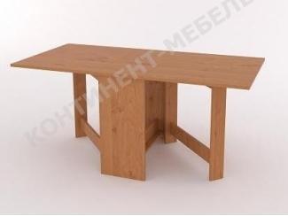Классический стол-книжка  2 - Мебельная фабрика «Континент-мебель», г. Владимир