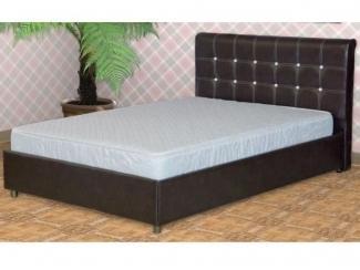Кожзам кровать Вега 22