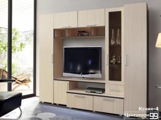 Гостиная стенка Кения 4 - Мебельная фабрика «Центурион 99», г. Пенза