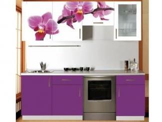 Кухня Орхидея-12 фотопечать