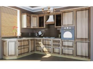 Кухня угловая Венеция - Мебельная фабрика «Мебель-Неман», г. Гродно