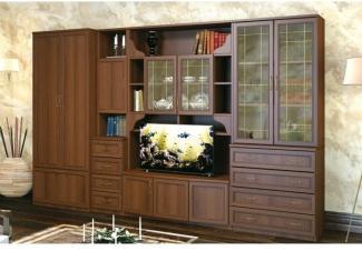 Гостиная 1 ЛДСП - Мебельная фабрика «Кухни Заречного»