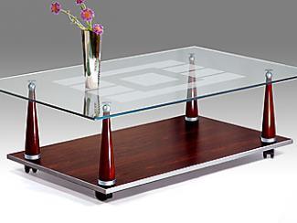 Журнальный стол Премьер 6 - Мебельная фабрика «Новый Полигон», г. Санкт-Петербург