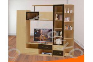 Гостиная Престиж 4 - Мебельная фабрика «Крокус»