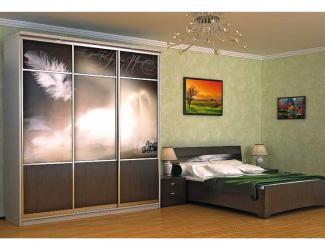 Спальный гарнитур Дыхание ветра - Мебельная фабрика «Эльф»