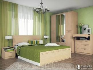 Спальня Браво  ЛДСП Дуб Девонширский - Мебельная фабрика «Сильва»