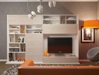 Гостиная стенка 080 - Мебельная фабрика «Mr.Doors»