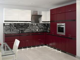 Кухня Лайн МДФ - Мебельная фабрика «Гармония мебель»