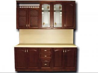 Кухня Симбирск 10 - Мебельная фабрика «Волжская мебель»