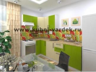 Кухонный гарнитур ЛИЛУ  - Мебельная фабрика «Кухни Вардек»