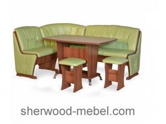 Кухонный уголок Дебют Элегант 3 - Мебельная фабрика «Форс»