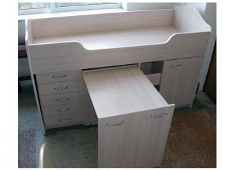 Детская с выкатным столиком  - Мебельная фабрика «Орвис»