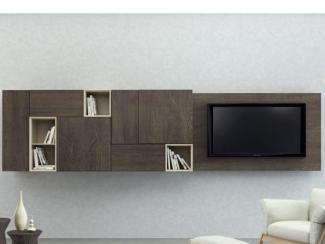 Гостиная стенка Sibox B008 - Мебельная фабрика «Астрон»