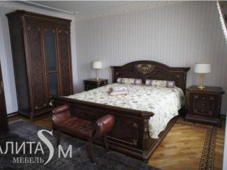 Спальный гарнитур Рублёвка 2 - Изготовление мебели на заказ «Салита», г. Калининград
