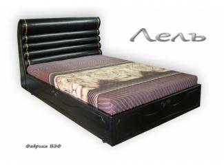 Кровать  с подъемным механизмом Лель - Мебельная фабрика «ВЭФ»