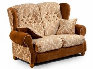 Диван прямой Ланкастер Д2 - Мебельная фабрика «Мастерские Комфорта»