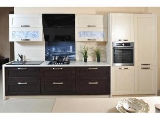 Простая кухня из МДФ - Мебельная фабрика «Кухни Альфа»