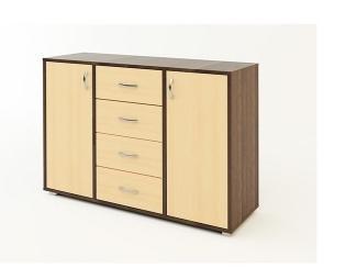 Комод 4 ящ 2д - Мебельная фабрика «Висма-мебель»