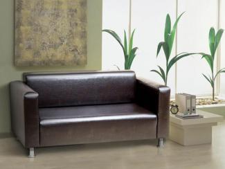 Диван прямой офисный - Мебельная фабрика «РиАл»