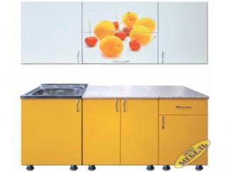 Кухня прямая 33 - Мебельная фабрика «Трио мебель»