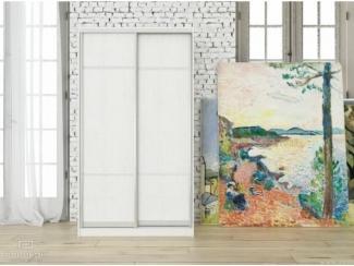 Двухдверный шкаф-купе серии Премьер - Мебельная фабрика «Роникон»