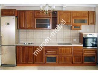 Кухонный гарнитур прямой Классика - Мебельная фабрика «Муром-мебель»