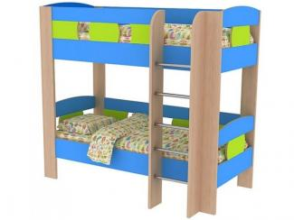 Кровать двух ярусная Маугли