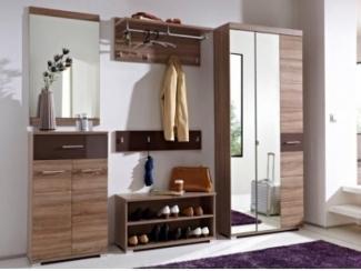 Модульная мебель для прихожей Хоумлайн - Импортёр мебели «БРВ-Мебель (Black Red White)»