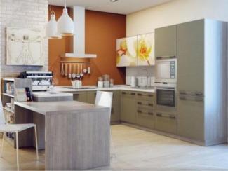 Кухонный гарнитур угловой Флора