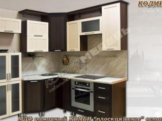 Кухонный гарнитур угловой Венге