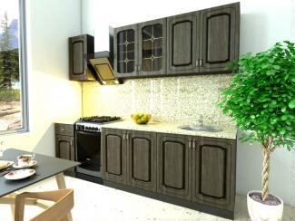 Кухонный гарнитур прямой Классик 4 - Мебельная фабрика «Элна»