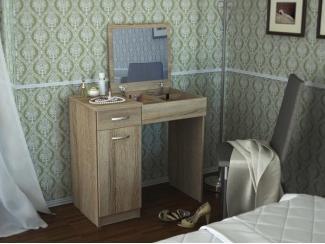 Туалетный столик  для спальни  Риано  3 - Мебельная фабрика «Мастер»