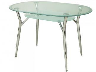 Стол обеденный стеклянный - Мебельная фабрика «Домотека»
