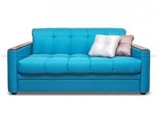 Голубой диван Адриатика-А - Мебельная фабрика «Северная Двина»