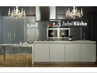 Кухонный гарнитур Норден Пепел - Мебельная фабрика «Zuchel Kuche»