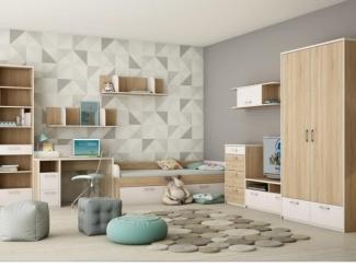 Детская Ивиса 2 - Мебельная фабрика «Артис», г. Москва