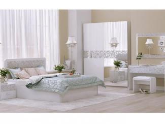 Спальный гарнитур «Белла» - Мебельная фабрика «ИнтерДизайн»