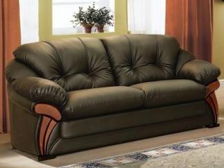 Диван прямой «Глория 11» - Мебельная фабрика «Элегия»