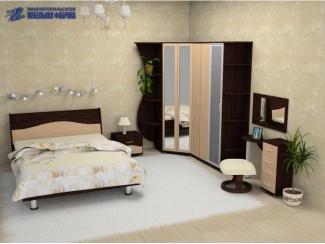 Спальный гарнитур комбинированный - Мебельная фабрика «Нижнетагильская мебельная фабрика»