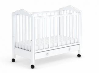 Детская кровать из массива 620 - Мебельная фабрика «Воткинская промышленная компания»