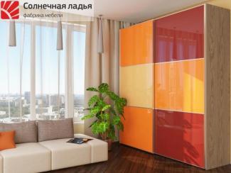 Шкаф - купе для гостиной 7 - Мебельная фабрика «Солнечная ладья»