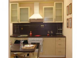 Кухонный гарнитур прямой 26 - Мебельная фабрика «Л-мебель»