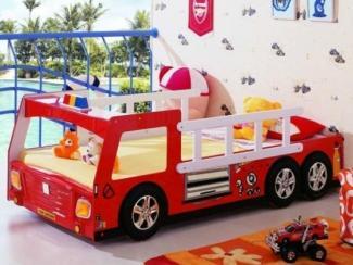 Кровать детская Пожарная - Мебельная фабрика «Мебель-комфорт»