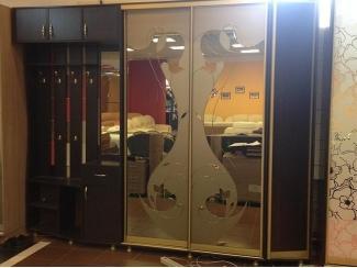 Прихожая со шкафом-купе  - Мебельная фабрика «Мебельный Стиль»