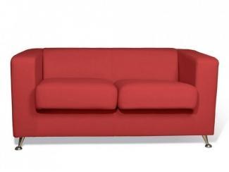 Красный диван Шах - Мебельная фабрика «Династия»