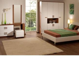 Спальня Лайна 1 - Мебельная фабрика «Ангстрем (Хитлайн)»