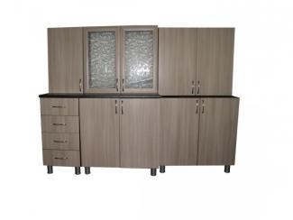 Кухня прямая ЛДСП - Мебельная фабрика «Мебель эконом»